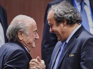 Blatter-Platini