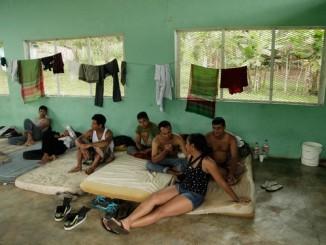Cubanos indocumentados