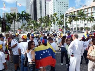 Exilio Venezolano en Miami