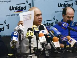 mud,denuncia,maniobra,chavismo,legislativas