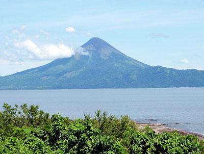 Momotombo, Managua, Nicaragua