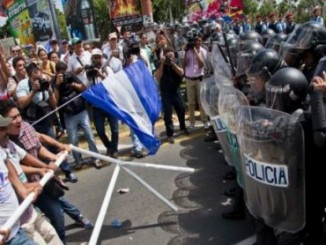 2016,año de protestas,nicaragua