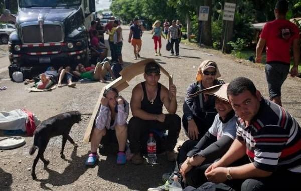 costa rica,puente humanitario,centroamerica