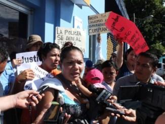 yelka ramirez,justicia,plaza el sol,policia nacional,