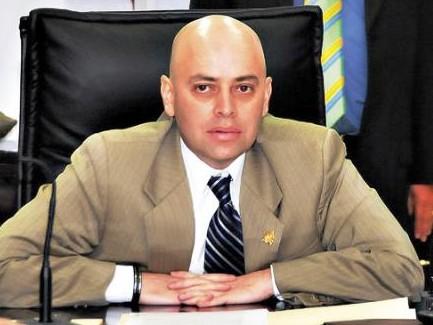 Óscar Fernandez Chinchilla,Fiscal General honduras