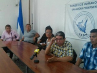 Alcaldia, Managua, Cpdh, denuncia