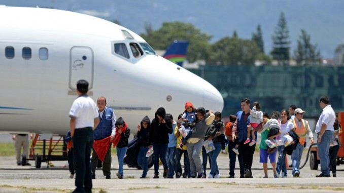 guatemaltecos,deportados,estados unidos,