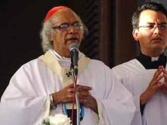 cardenal leopoldo brenes,partidos politicos,candidatos,presidenciales