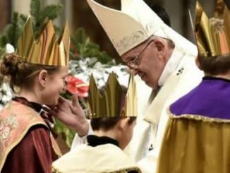 reyes magos,humildad,papa francisco