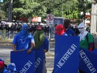 pli,carta,protestas,represion,policia nacional,
