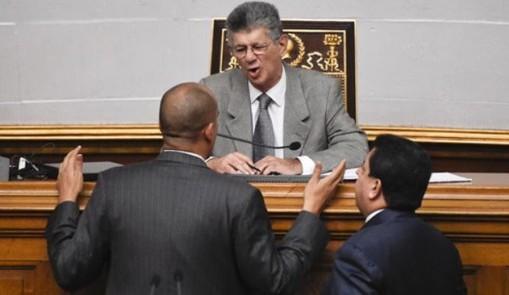 asamblea nacional,rechaza,decreto de emergencia, venezuela