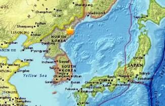 mapa korea