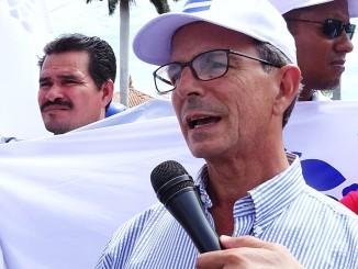 Eduardo Montealegre Presidente Nacional del PLI. Foto Alexander Silva Vanegas/Radio Corporacion