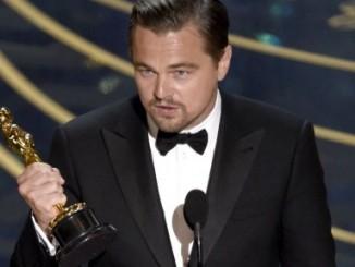 leonardo diCaprio,ganador,oscar,el renacido,