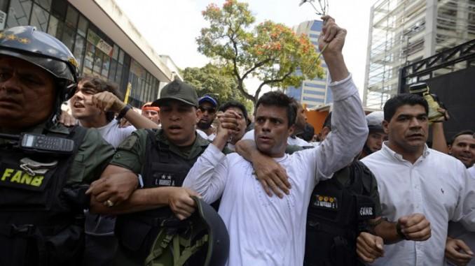 leopoldo lópez,candidatura presidencial,venezuela,preso político,