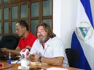 Luis Callejas representante de la comision electoral del PLI_Foto Alexander Silva/Radio Corporacion