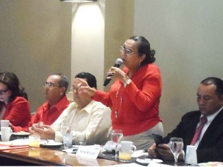 Maximino Rodriguez, Comandante-Wilmer. Foto: Alexander Silva Vanegas/Radio Corporacion