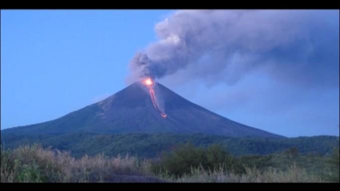 Expertos investigarán actividad volcánica