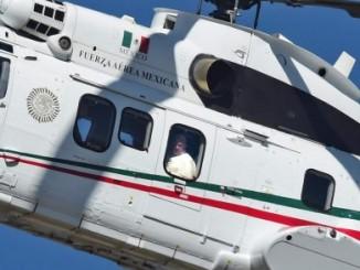 Apuntan con láser al avión del Papa,en jira,