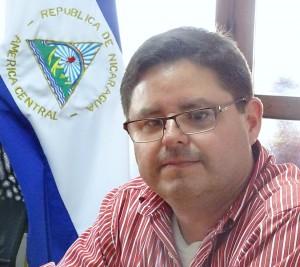 Joaquin Solorzano precandidato por Matagalpa.