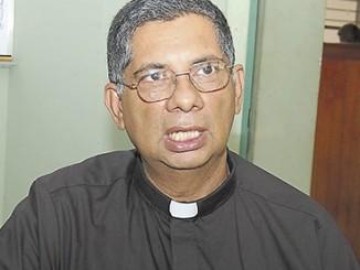 Monseñor Silvio Fonseca. FOTO/LA PRENSA/Julissa Morales Perez