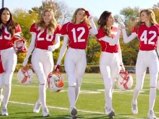 Las supermodelos de Victoria's Secret están listas para este domingo.