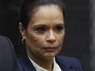exvicepresidenta,roxana baldetti,procesada,fraude,