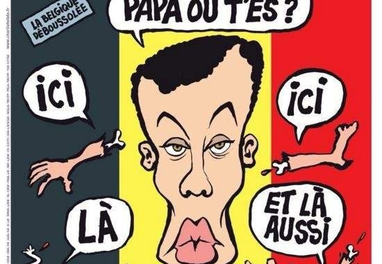 Charlie Hebdo,se mofa,atentados,bruselas,