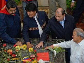 ramos allup,parásito,daniel ortega,presidentes del alba,venezuela,