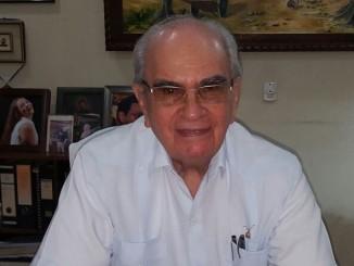 Fabio Gadea Mantilla, Propietario de Radio Corporación. FOTO/Alfredo Salinas.