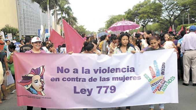 gobierno,ley 779,mujeres,derechos,pamela neumann,