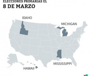 estados unidos,supermartes,casa blanca, precandidatos,