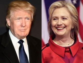 donald trump,hillary clinton,carrera presidencial,florida,estados unidos,primarias,