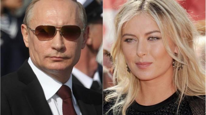 Putin defiende, a Sharapova tras escándalo, de dopaje,