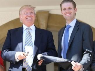 amenazas,eric trump,donald trump,precandidato presidencial,estados unidos,republicanos,