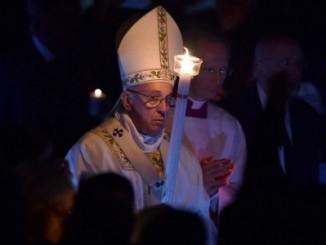 Papa Francisco,esperanzas,sábado de gloria,