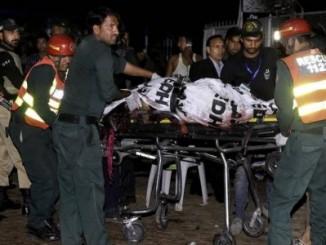 Atentado,Pakistán,63 muertos,