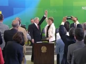 juez suspende de forma cautelar,nombramiento de Lula,