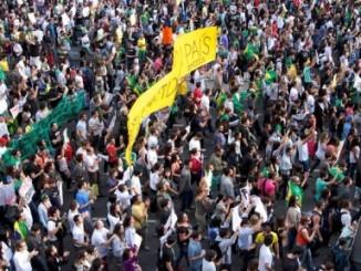 protestas brasil,Lula da Silva,conversación reveladora,