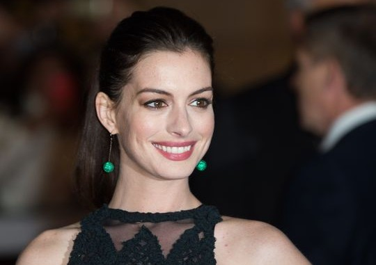 Anne Hathaway,mamá,ganadora del oscar,