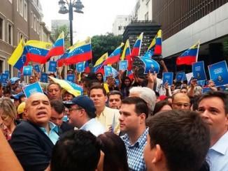 oposición venezolana,formularios,referendo revocatorio,nicolás maduro,