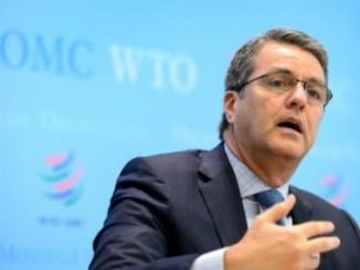 comercio mundial,crecimiento moderado,organización mundial del comercio,