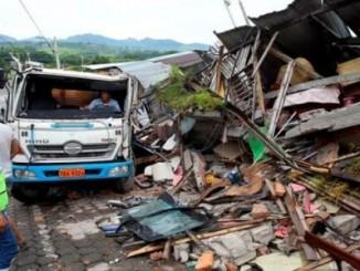 terremoto,ecuador,más de 350 muertos,ayuda internacional,