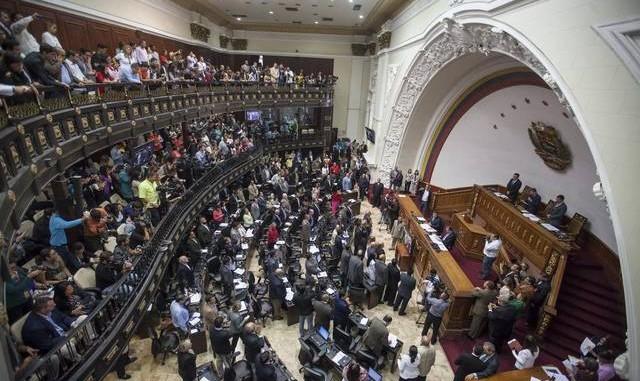 parlamento venezolano,destitución,ministro de alimentación,crisis alimentaria,