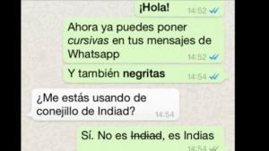 whatsapp,última actualización,servicio de mensajería,