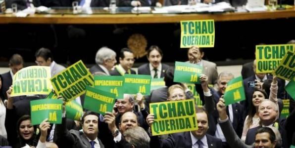 Diputados,Brasil,votación,destitución,Dilma Rousseff,