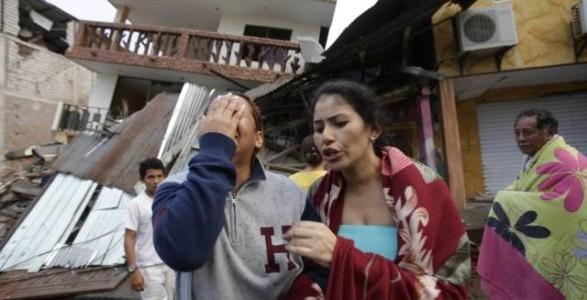 Ecuador,246 muertos,terremoto,emergencia,