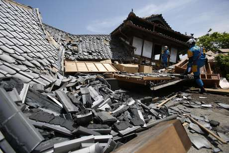 Japon, terremoto