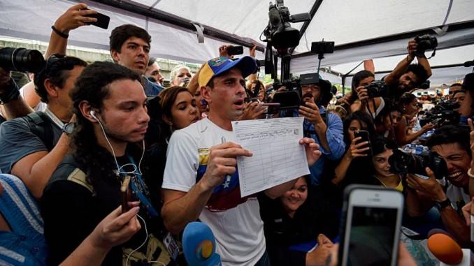 oposición venezolana,referendo revocatorio,nicolás maduro,oea,presión internacional,venezuela,