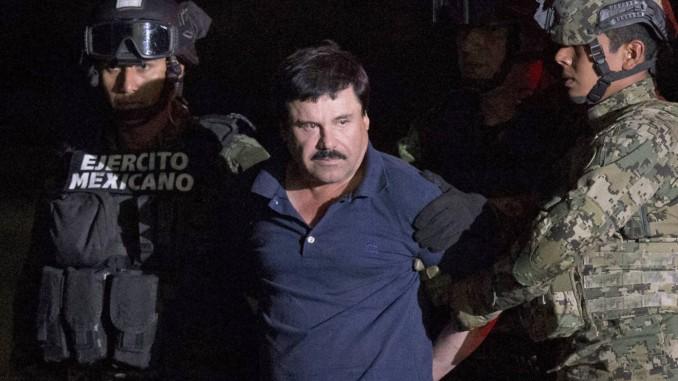 cancillería mexicana,extradición,el chapo,estados unidos,